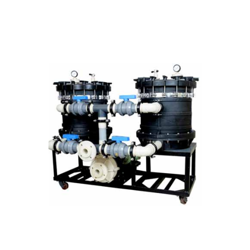 Datto Chemical Filter Housing
