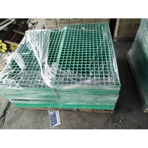 FRP Grating Pultruded/ Square Mesh
