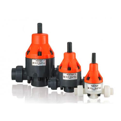 Safety Valve Back Pressure/ PVDF Pressure Gauge/Chemical Injection Valve
